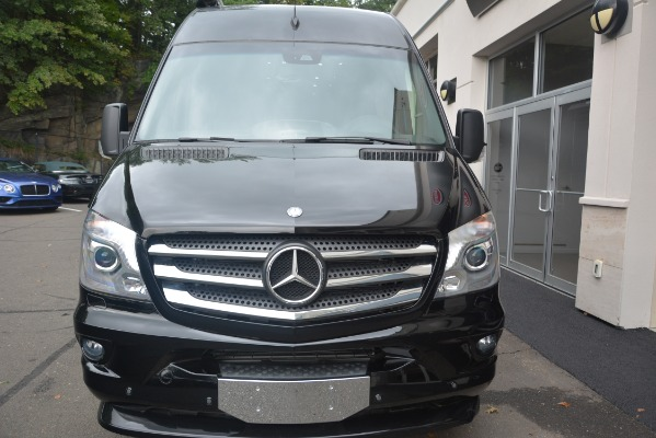 Used 2014 Mercedes-Benz Sprinter 3500 Airstream Lounge Extended for sale Sold at Alfa Romeo of Greenwich in Greenwich CT 06830 5