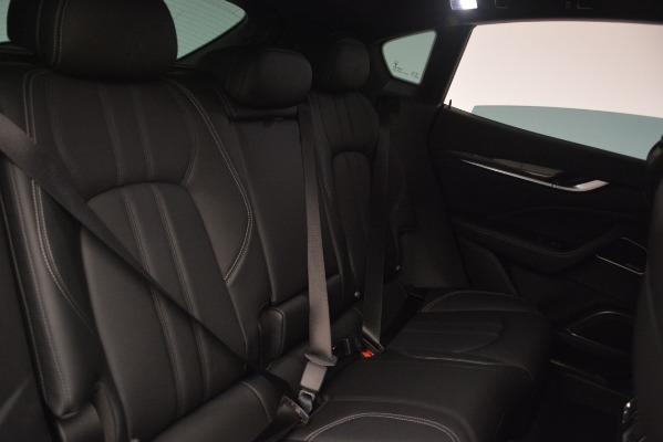 New 2019 Maserati Levante S Q4 GranSport for sale Sold at Alfa Romeo of Greenwich in Greenwich CT 06830 25