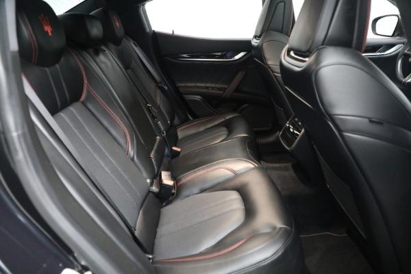 New 2019 Maserati Ghibli S Q4 GranSport for sale Sold at Alfa Romeo of Greenwich in Greenwich CT 06830 22