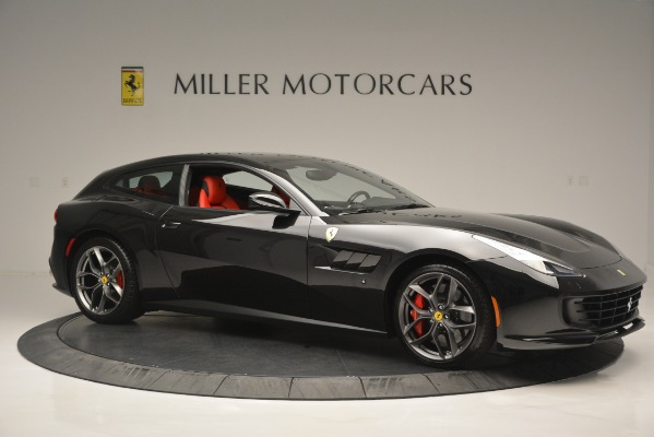 Used 2018 Ferrari GTC4LussoT V8 for sale $215,900 at Alfa Romeo of Greenwich in Greenwich CT 06830 10