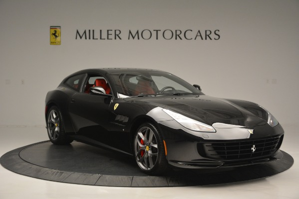 Used 2018 Ferrari GTC4LussoT V8 for sale $215,900 at Alfa Romeo of Greenwich in Greenwich CT 06830 11