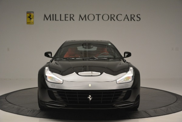 Used 2018 Ferrari GTC4LussoT V8 for sale $215,900 at Alfa Romeo of Greenwich in Greenwich CT 06830 12