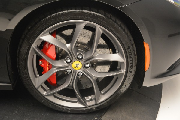 Used 2018 Ferrari GTC4LussoT V8 for sale $215,900 at Alfa Romeo of Greenwich in Greenwich CT 06830 13