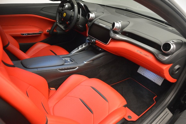 Used 2018 Ferrari GTC4LussoT V8 for sale $215,900 at Alfa Romeo of Greenwich in Greenwich CT 06830 19