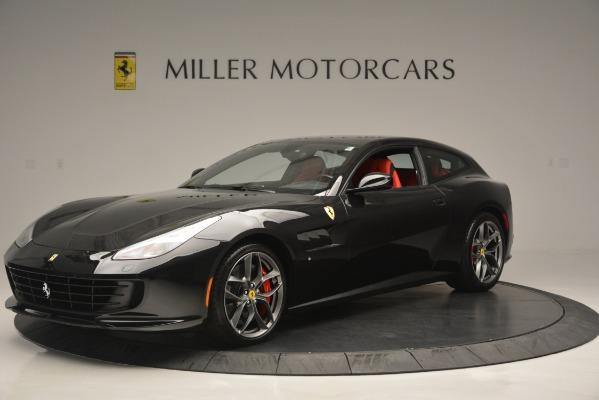 Used 2018 Ferrari GTC4LussoT V8 for sale $215,900 at Alfa Romeo of Greenwich in Greenwich CT 06830 2
