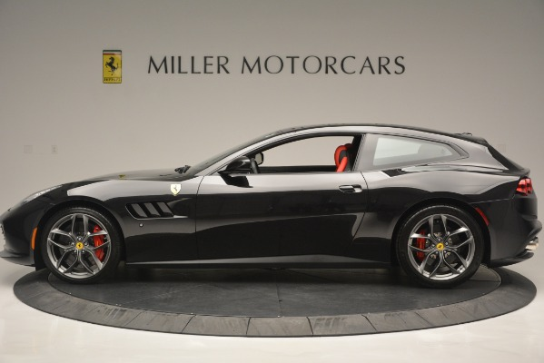 Used 2018 Ferrari GTC4LussoT V8 for sale Sold at Alfa Romeo of Greenwich in Greenwich CT 06830 3