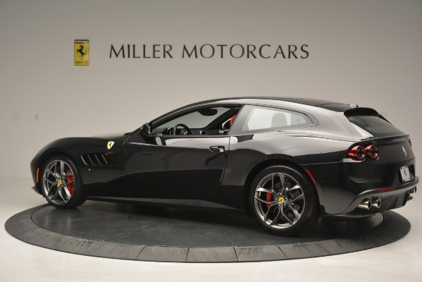Used 2018 Ferrari GTC4LussoT V8 for sale $215,900 at Alfa Romeo of Greenwich in Greenwich CT 06830 4