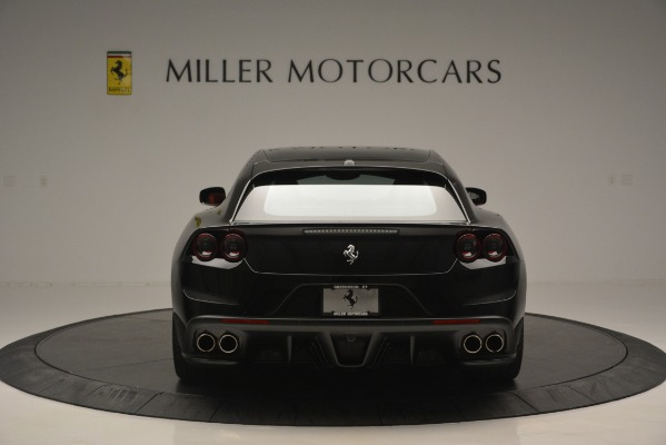 Used 2018 Ferrari GTC4LussoT V8 for sale Sold at Alfa Romeo of Greenwich in Greenwich CT 06830 6
