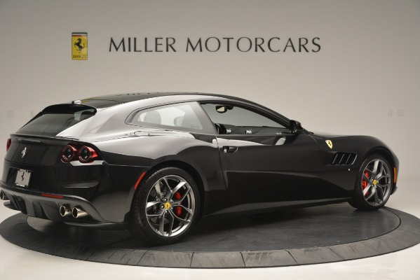 Used 2018 Ferrari GTC4LussoT V8 for sale $215,900 at Alfa Romeo of Greenwich in Greenwich CT 06830 8