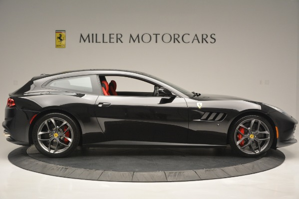 Used 2018 Ferrari GTC4LussoT V8 for sale Sold at Alfa Romeo of Greenwich in Greenwich CT 06830 9