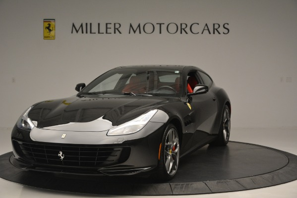 Used 2018 Ferrari GTC4LussoT V8 for sale $215,900 at Alfa Romeo of Greenwich in Greenwich CT 06830 1
