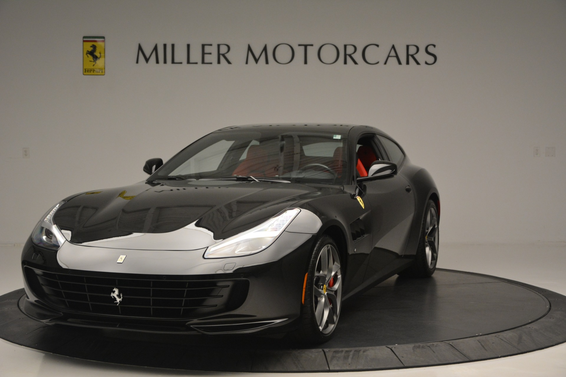 Used 2018 Ferrari GTC4LussoT V8 for sale Sold at Alfa Romeo of Greenwich in Greenwich CT 06830 1