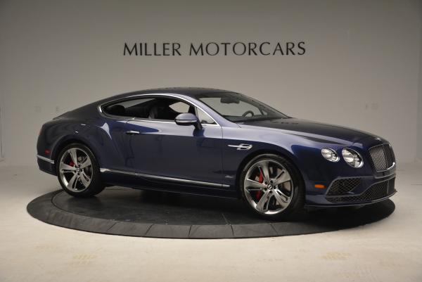 Used 2016 Bentley Continental GT Speed GT Speed for sale Sold at Alfa Romeo of Greenwich in Greenwich CT 06830 10