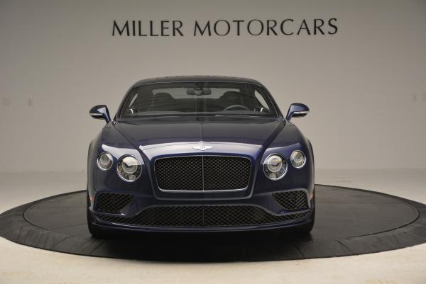 Used 2016 Bentley Continental GT Speed GT Speed for sale Sold at Alfa Romeo of Greenwich in Greenwich CT 06830 12