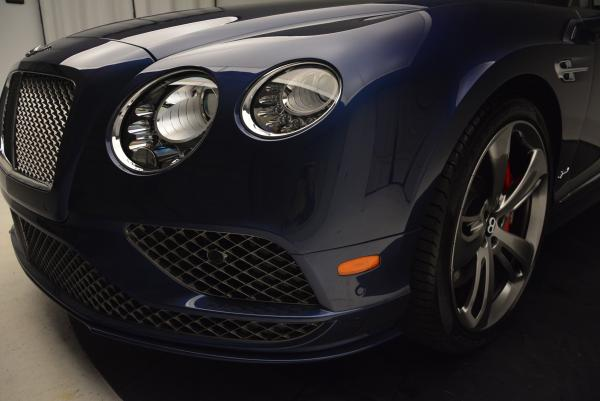 Used 2016 Bentley Continental GT Speed GT Speed for sale Sold at Alfa Romeo of Greenwich in Greenwich CT 06830 15