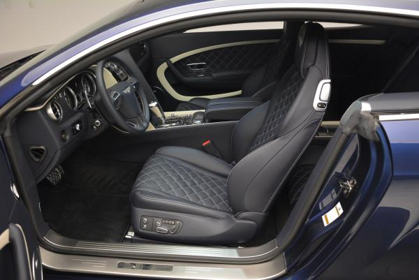 Used 2016 Bentley Continental GT Speed GT Speed for sale Sold at Alfa Romeo of Greenwich in Greenwich CT 06830 22