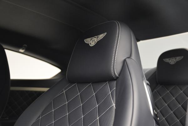 Used 2016 Bentley Continental GT Speed GT Speed for sale Sold at Alfa Romeo of Greenwich in Greenwich CT 06830 24