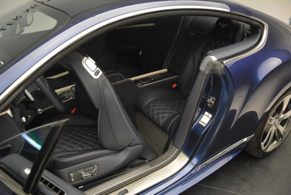 Used 2016 Bentley Continental GT Speed GT Speed for sale Sold at Alfa Romeo of Greenwich in Greenwich CT 06830 25