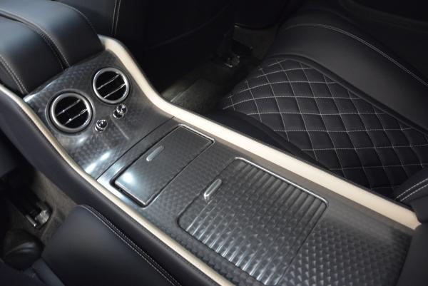 Used 2016 Bentley Continental GT Speed GT Speed for sale Sold at Alfa Romeo of Greenwich in Greenwich CT 06830 27