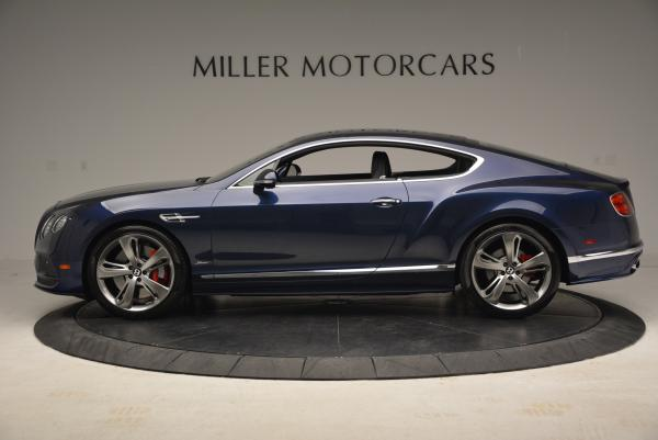 Used 2016 Bentley Continental GT Speed GT Speed for sale Sold at Alfa Romeo of Greenwich in Greenwich CT 06830 3