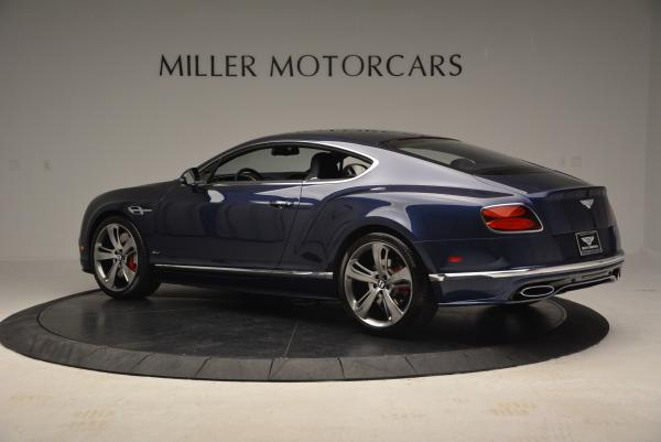 Used 2016 Bentley Continental GT Speed GT Speed for sale Sold at Alfa Romeo of Greenwich in Greenwich CT 06830 4