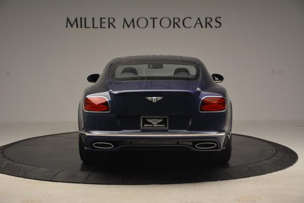 Used 2016 Bentley Continental GT Speed GT Speed for sale Sold at Alfa Romeo of Greenwich in Greenwich CT 06830 6