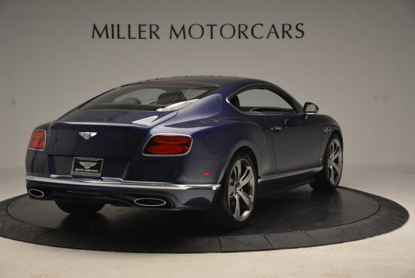 Used 2016 Bentley Continental GT Speed GT Speed for sale Sold at Alfa Romeo of Greenwich in Greenwich CT 06830 7