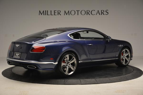 Used 2016 Bentley Continental GT Speed GT Speed for sale Sold at Alfa Romeo of Greenwich in Greenwich CT 06830 8