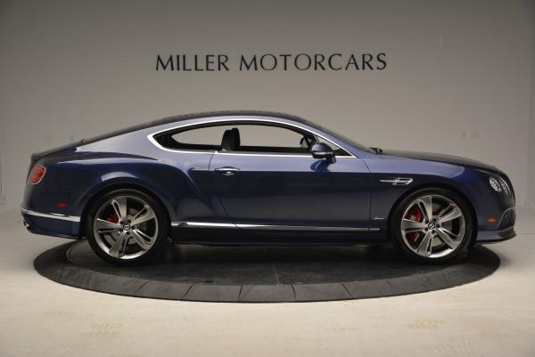 Used 2016 Bentley Continental GT Speed GT Speed for sale Sold at Alfa Romeo of Greenwich in Greenwich CT 06830 9