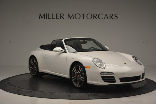 Used 2011 Porsche 911 Carrera 4S for sale Sold at Alfa Romeo of Greenwich in Greenwich CT 06830 12