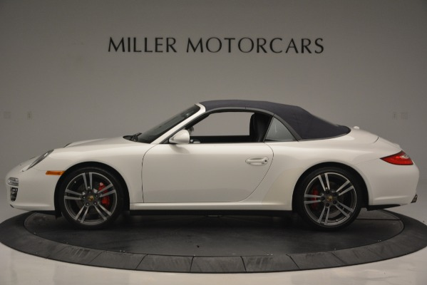 Used 2011 Porsche 911 Carrera 4S for sale Sold at Alfa Romeo of Greenwich in Greenwich CT 06830 14