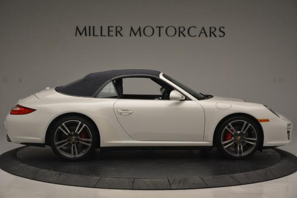 Used 2011 Porsche 911 Carrera 4S for sale Sold at Alfa Romeo of Greenwich in Greenwich CT 06830 15