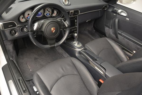 Used 2011 Porsche 911 Carrera 4S for sale Sold at Alfa Romeo of Greenwich in Greenwich CT 06830 17