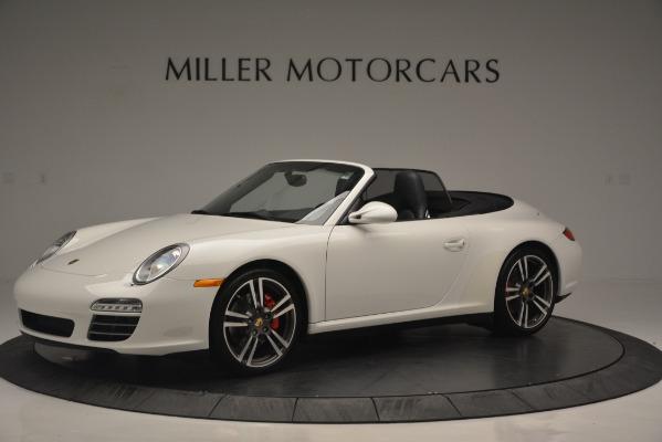 Used 2011 Porsche 911 Carrera 4S for sale Sold at Alfa Romeo of Greenwich in Greenwich CT 06830 2