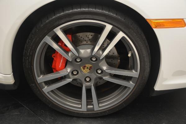 Used 2011 Porsche 911 Carrera 4S for sale Sold at Alfa Romeo of Greenwich in Greenwich CT 06830 26