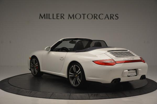 Used 2011 Porsche 911 Carrera 4S for sale Sold at Alfa Romeo of Greenwich in Greenwich CT 06830 5