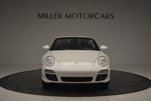 Used 2011 Porsche 911 Carrera 4S for sale Sold at Alfa Romeo of Greenwich in Greenwich CT 06830 7