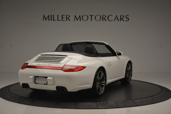Used 2011 Porsche 911 Carrera 4S for sale Sold at Alfa Romeo of Greenwich in Greenwich CT 06830 8
