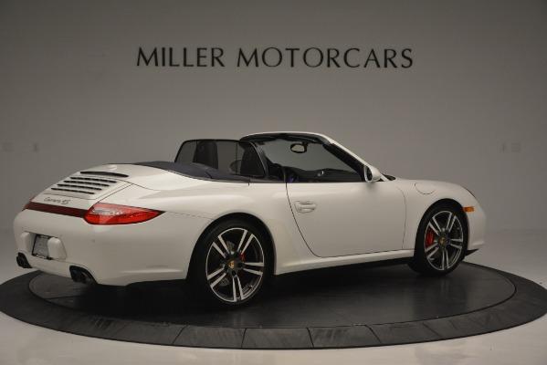 Used 2011 Porsche 911 Carrera 4S for sale Sold at Alfa Romeo of Greenwich in Greenwich CT 06830 9