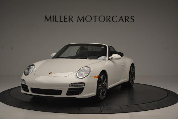 Used 2011 Porsche 911 Carrera 4S for sale Sold at Alfa Romeo of Greenwich in Greenwich CT 06830 1
