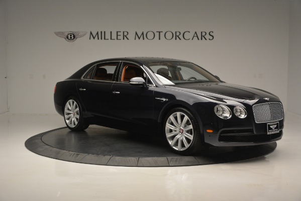 New 2018 Bentley Flying Spur V8 for sale Sold at Alfa Romeo of Greenwich in Greenwich CT 06830 11
