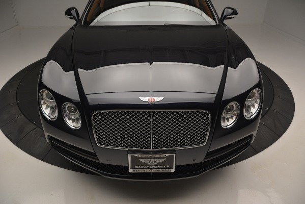 New 2018 Bentley Flying Spur V8 for sale Sold at Alfa Romeo of Greenwich in Greenwich CT 06830 13