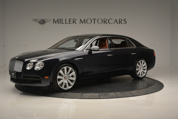 New 2018 Bentley Flying Spur V8 for sale Sold at Alfa Romeo of Greenwich in Greenwich CT 06830 2