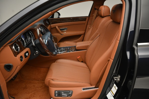 New 2018 Bentley Flying Spur V8 for sale Sold at Alfa Romeo of Greenwich in Greenwich CT 06830 20