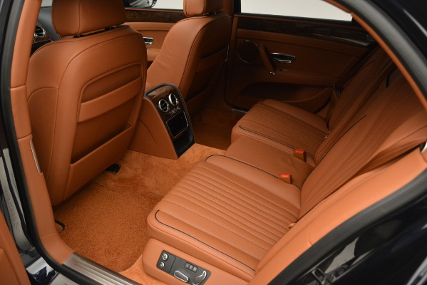 New 2018 Bentley Flying Spur V8 for sale Sold at Alfa Romeo of Greenwich in Greenwich CT 06830 28