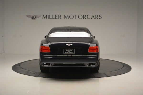 New 2018 Bentley Flying Spur V8 for sale Sold at Alfa Romeo of Greenwich in Greenwich CT 06830 6