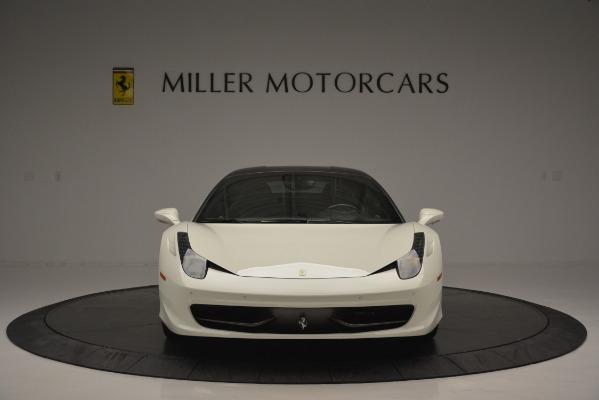 Used 2010 Ferrari 458 Italia for sale Sold at Alfa Romeo of Greenwich in Greenwich CT 06830 12