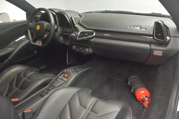Used 2010 Ferrari 458 Italia for sale Sold at Alfa Romeo of Greenwich in Greenwich CT 06830 17
