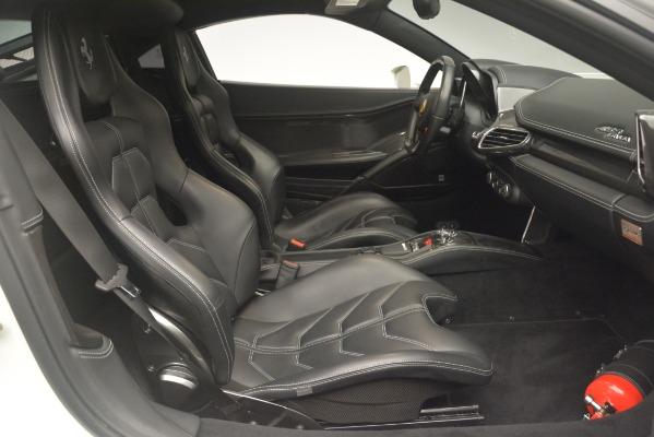 Used 2010 Ferrari 458 Italia for sale Sold at Alfa Romeo of Greenwich in Greenwich CT 06830 18