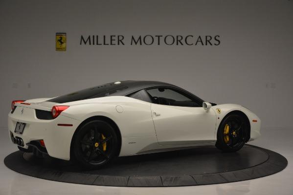 Used 2010 Ferrari 458 Italia for sale Sold at Alfa Romeo of Greenwich in Greenwich CT 06830 8